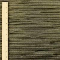 *2 1/8 YD PC--Metallic Gold Texture Print Pleat Knit