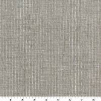 *1 YD PC--Brown/Gray Linen Texture Stripe Suiting