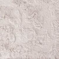 Whisper Dust Pink Texture Minky Faux Fur Knit