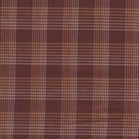 Nutmeg Plaid Twill Suiting