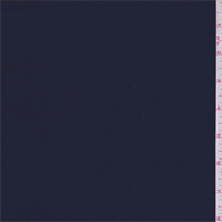 *6 YD PC--Dark Jewel Blue Rayon Jersey Knit