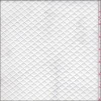Pearl Mini Diamond Quilted Knit