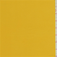 *3 YD PC--Honey Gold Polyester Charmeuse