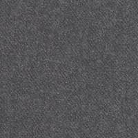 *5 3/8 YD PC--Heather Charcoal Wool Suiting