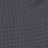 *6 3/8 YD PC--Black/Grey Plaid Jacketing
