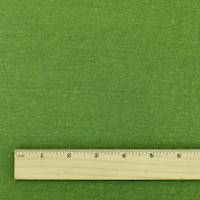*1 1/4 YD PC--Clover Green Linen Blend Jersey Knit