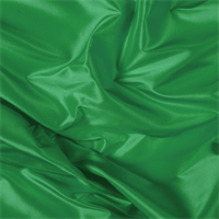 *8 YD PC--Green Silk Taffeta