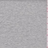 Heather Grey French Terry Knit