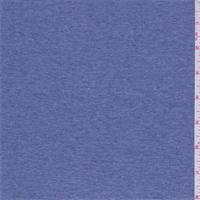 *3 YD PC--Heather Blue Rayon Jersey Knit