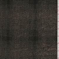 Bronze/Black Shadow Plaid Jacketing