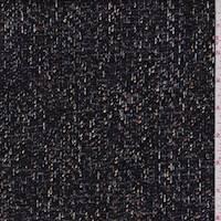 Navy/Pewter Tweed Boucle Jacketing