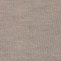 *3 1/2 YD PC--Soft Brown Cotton Blend Sweater Knit