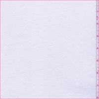*4 3/8 YD PC--White (PFD) T-Shirt Knit