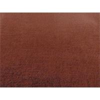*12 YD PC--Brick Red JB Martin Milan Slub Velvet Upholstery Fabric