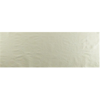 *1 1/8 YD PC--Cream Ivory Fish Jacquard Home Decorating Fabric