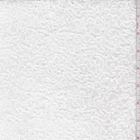 Ivory Panne Sequin Velvet Knit