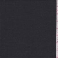 *3 1/8 YD PC--Heather Dark Charocal Lightweight Wool Suiting