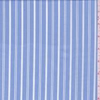 Sky Blue Stripe Shirting