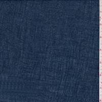 Mallard Blue Cotton Gauze