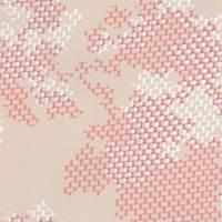 *4 7/8 YD PC--Honeycomb Print Poly Chiffon