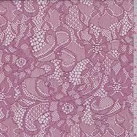 *4 YD PC--Cedar Rose Floral Lace