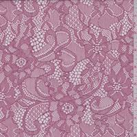 *3 5/8 YD PC--Cedar Rose Floral Lace