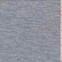 Heather Blue Sweater Knit