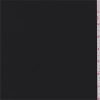 *2 3/8 YD PC--Black Taffeta Polyester Jacketing