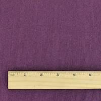 *3 1/2 YD PC--Plum Purple Linen Blend Jersey Knit