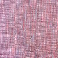 *1 1/2 YD PC-Light Coral Red/Fire Orange/Cerulean Blue/White Home Decorating Fabric
