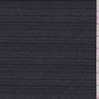 *2 1/2 YD PC--Charcoal/Black Pinstripe Activewear