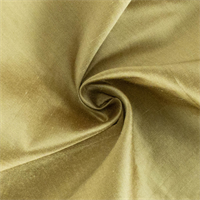 *2 YD PC-Hazelnut Beige Silk Shantung Taffeta Home Decorating Fabric