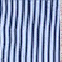 Blue/White Stripe Nylon