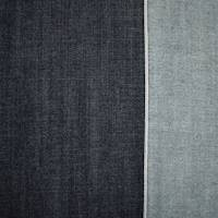 *5/8 YD PC--Midnight Blue Cotton Japanese Selvedge Denim