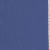 *5 YD PC--Blue Polyester Crinkled Chiffon
