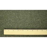 *3 5/8 YD PC--Moss Green/Honey Wool Blend Double Weave Coating