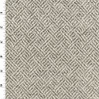 Taupe Gray/Mist Twill Chenille Home Decorating Fabric