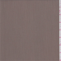 *3 YD PC--Dark Taupe Microfiber Suiting