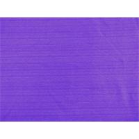 *1 1/4 YD PC--Electric Purple Heathered Stripe Jersey Knit