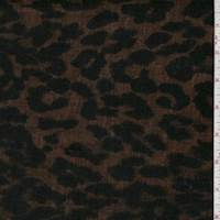 Rust/Black Cheetah Reversible Denim
