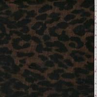 Rust/Black Cheetah Reversible Denim