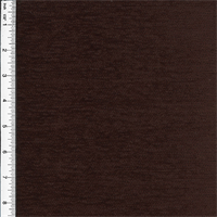 *2 YD PC--Chenille Veranda Chocolate Brown Home Decorating Fabric