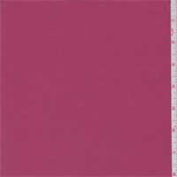 *1 3/8 YD PC--Blush Red Supplex Activewear Knit