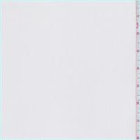 *5 7/8 YD PC--White Crinkled Chiffon