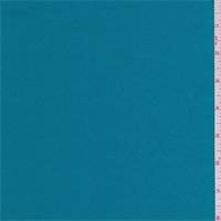 *2 1/4 YD PC--Teal Blue Stretch Satin