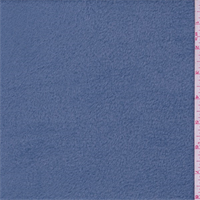 *2 3/4 YD PC--Steel Blue Polyester Fleece