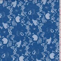 Blue Sky Floral Lace
