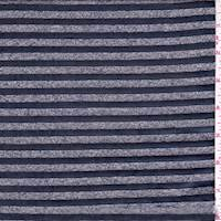 Blue Night/Grey Stripe Activewear