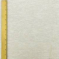 *2 3/8 YD PC--Beige/White/Blue Texture Boucle Stripe Jacketing