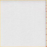 *7 YD PC--Ivory Pique Weave Home Dec Canvas